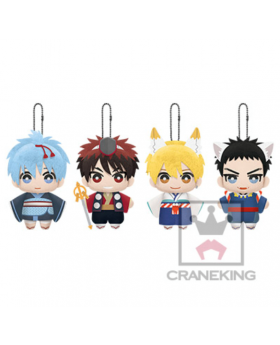 Kuroko No Basket Tomonui Yokai Grand March Outfit Plush Straps Vol. 1