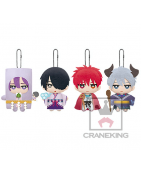 Kuroko No Basket Tomonui Yokai Grand March Outfit Plush Straps Vol. 3