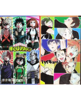 Jump Shop Multi-Case Small Clear File Pouch