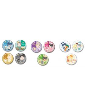 Yuri On Ice Gift Company Gacha Pon Can Badges Vol. 1 BLIND PACKS