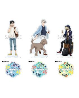 Yuri On Ice Let's Go Out Acrylic Stands
