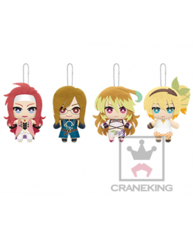 Tales of Series Tomonui Plush Keychains Vol. 1