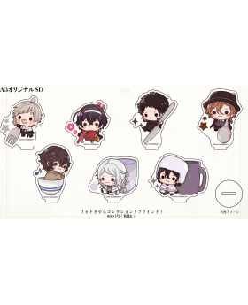 Bungou Stray Dogs GraffArt Shop Limited Edition Goods Acrylic Stands BLIND PACKS