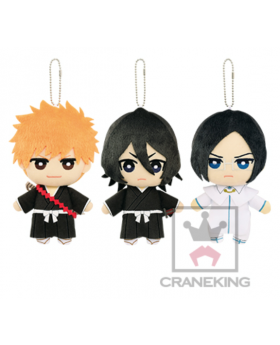 Bleach Tomonui Plush Keychains Vol. 1