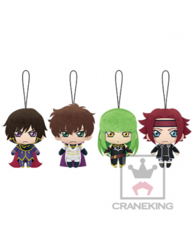 Code Geass  The LEGEND of GEASS Tomonui Plush Keychains