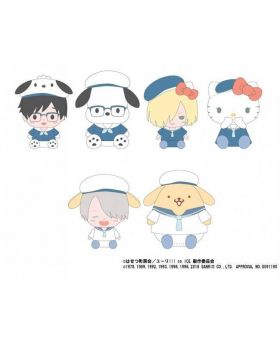 Yuri On Ice x Sanrio Characters Kiddyland Summer Festival Collaboration Goods Plush