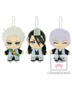 Bleach Tomonui Plush Keychains Vol. 2