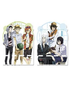 Bungou Stray Dogs Marui Department Store Summer 2018 Goods Theme Large Acrylic Stands