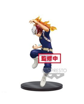 Boku No Hero Academia Banpresto THE AMAZING HEROES Figurine Vol. 2 Todoroki