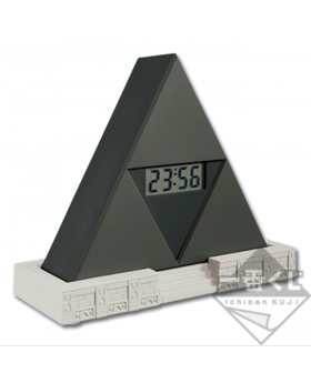 Ichiban Kuji The Legend of Zelda Hyrule Lifestyle Triforce RARE PRIZE Clock