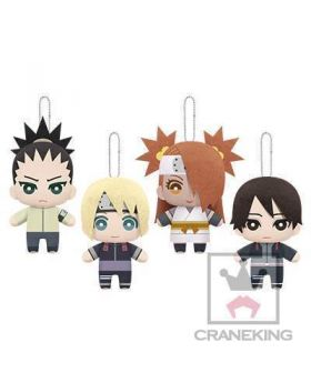 BORUTO Tomonui Plush Straps Vol. 3