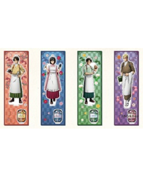 Attack On Titan Shingeki No Kyojin Sweets Paradise Collab Goods Acrylic Stands