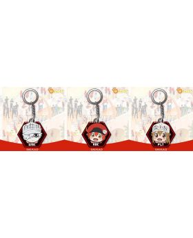 Cells At Work eChance Kuji Game Prize Individuals Rubber Straps