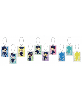 Yuri On Ice Mail Man Acrylic Keychains SET
