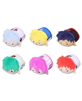 Kuroko No Basket Shonen Jump 50th Exhibition Limited Edition Tsum Plush SECOND RESERVATION