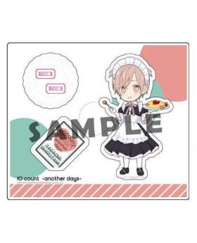 Ten Count AnotherDays AGF 2018 Special Acrylic Stand Figure Collection Shirotani Maid