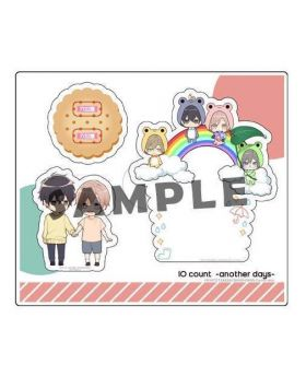 Ten Count AnotherDays AGF 2018 Special Acrylic Stand Figure Collection Children Version