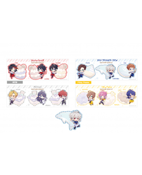 Hypnosis Mic Sweets Paradise Round 2 Collaboration Goods Memo SET