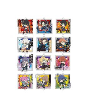 Hypnosis Mic Division Rap Battle 2nd Live at Shinagawa Goods Chibi Acrylic Charms BLIND PACKS