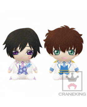 Code Geass Lelouch of the Rebellion Lelouch's Birthday Plush