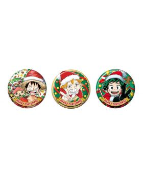 Jump Shop Exclusive Christmas 2018 Large Can Badges