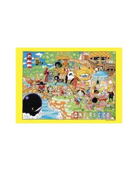 One Piece Jump Festa 2019 Original Goods Mat