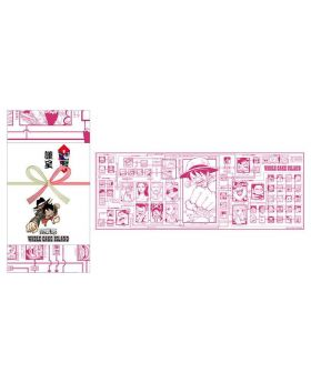 One Piece Jump Festa 2019 Original Diagram Tenugui Edition
