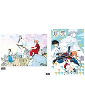 Gintama Jump Festa 2019 Original Goods Clear File