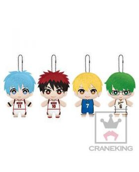 Kuroko No Basket Tomonui Tip-Off Uniform Outfit Plush Straps Vol. 1