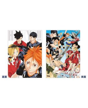 Haikyuu!! Jump Festa 2019 Original Goods Clear File