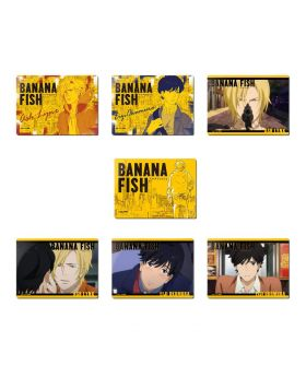 BANANA FISH License Agent Goods Mouse Pad