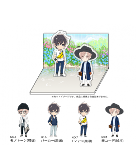Ten Count for game AGF 2018 Special Small Acrylic Stand Individuals Vol. 2