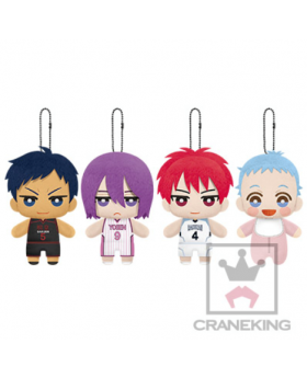 Kuroko No Basket Tomonui Tip-Off Uniform Outfit Plush Straps Vol. 2