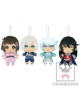 Tales of Series Tomonui Plush Keychains Vol. 3