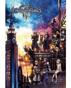 Kingdom Hearts III 1000 Piece Puzzle SECOND RESERVATION