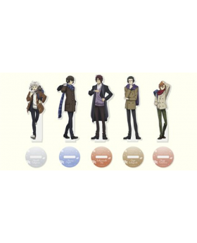 Bungou Stray Dogs Marui Department Store Winter Acrylic Stand Vol. 1