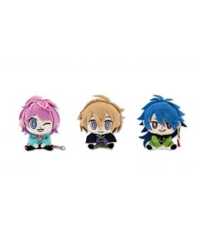 Hypnosis Mic Division Rap Battle Eikoh Company Chimarins Plush Vol. 2