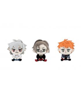 Hypnosis Mic Division Rap Battle Eikoh Company Chimarins Plush Vol. 3