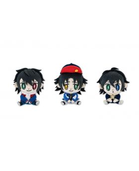 Hypnosis Mic Division Rap Battle Eikoh Company Chimarins Plush Vol. 4