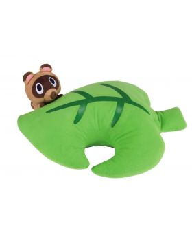 Ichiban Kuji Animal Crossing 7-11 Convenience Store Timmy Leaf Cushion SECOND RESERVATION