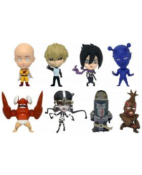 One Punch Man 16 directions Company Figure Collection Vol. 1 SET