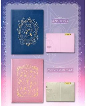 Sailor Moon Store Goods Romantic Office Stationery Clip Binders
