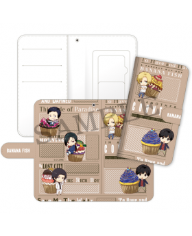 BANANA FISH Cafe & Bar Goods Aniplex Special Smartphone Case