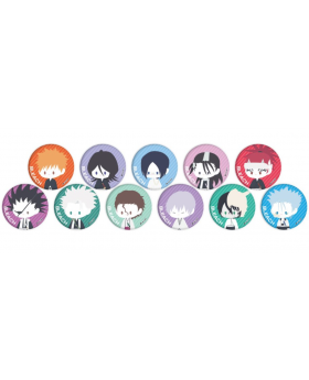 Bleach Graffart Can Badges Vol. 2 BLIND PACKS