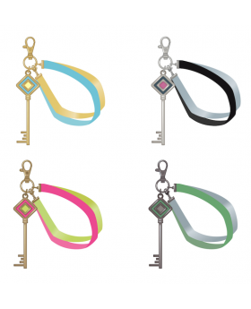 IDOLiSH7 2nd LIVE REUNION Concert Goods Key Motif Charms