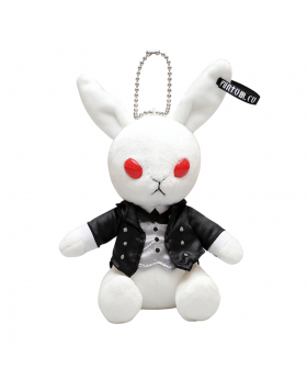 Kuroshitsuji Black Label Square Enix Bitter Rabbit Mini Plush Sebastian Michaelis