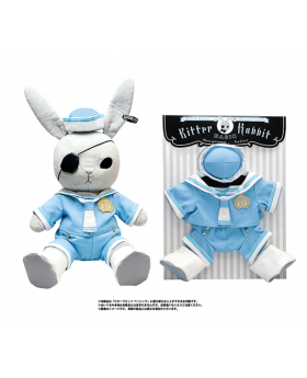 Kuroshitsuji Black Label Square Enix Bitter Rabbit Plush Sailor Costume Ver.
