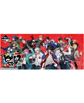 Ichiban Kuji Hypnosis Mic Division Rap Battle Kuji Game