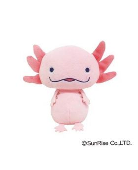 Hola!! Salamanders Sunrise Shop Pink Sitting Down Plush