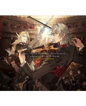 Fate/Grand Order Orchestra Live Album by the Tokyo Metropolitan Symphony Orchestra  Aniplex+ Special BluRay Disc
